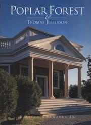 Cover of: Poplar Forest & Thomas Jefferson