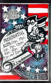 Cover of: Presidential blips