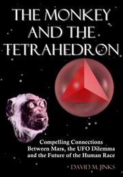 Cover of: The monkey and the tetrahedron