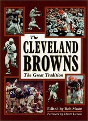 Cover of: The Cleveland Browns