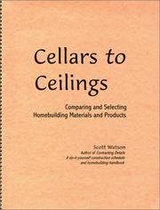 Cover of: Cellars to ceilings