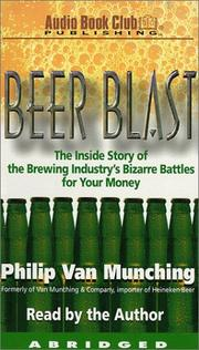 Cover of: Beer Blast | Philip Van Munching