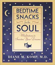 Cover of: Bedtime Snacks for the Soul