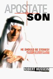 Cover of: Apostate Son | Robert Hussein