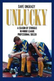 Cover of: Unlucky | Dave Ungrady