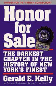 Cover of: Honor for sale