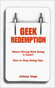 Cover of: Geek redemption