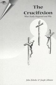 Cover of: The crucifixion