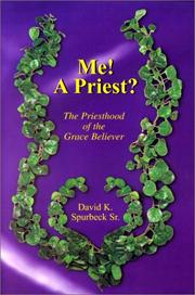 Cover of: Me! A priest?