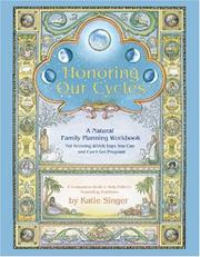 Cover of: Honoring Our Cycles