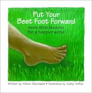 Cover of: Put your best foot forward