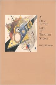 Cover of: A Day in the Life of Timothy Stone