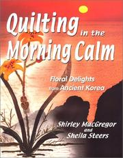 Cover of: Quilting in the Morning Calm