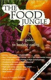 Cover of: The food jungle