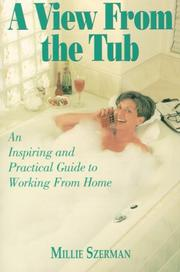 Cover of: A View from the Tub | Millie Szerman