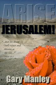 Cover of: Arise Jerusalem!
