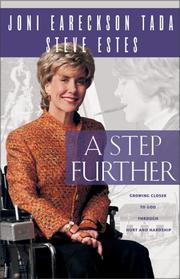 Cover of: A step further