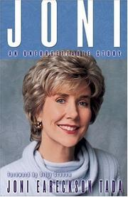 Cover of: Joni: An Unforgettable Story