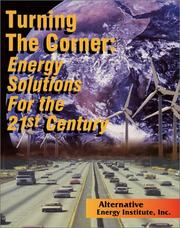 Cover of: Turning the corner