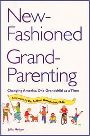 Cover of: New-fashioned grandparenting