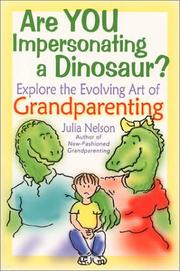 Cover of: Are You Impersonating a Dinosaur?