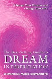 Cover of: The best-selling guide to dream interpretation