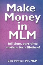 Cover of: Make Money in Mlm