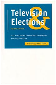 Cover of: Television & elections