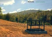 Cover of: Manual