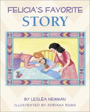 Cover of: Felicia's Favorite Story