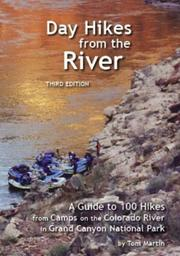 Cover of: Day Hikes from the River | Tom Martin