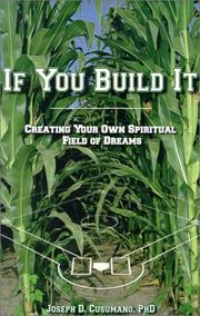 Cover of: If You Build It