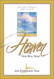 Cover of: Heaven: Your Real Home