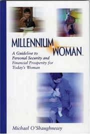 Cover of: Millennium woman | Michael O'Shaughnessy