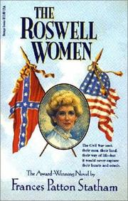 The Roswell women by Frances Patton Statham