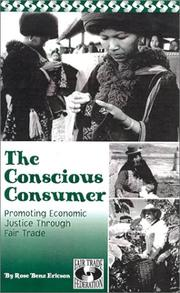 The Conscious Consumer by Rose Benz Ericson