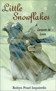 Cover of: Little snowflakes