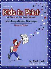 Cover of: Kids in Print