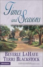 Cover of: Times and Seasons