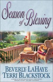 Cover of: Season of Blessing