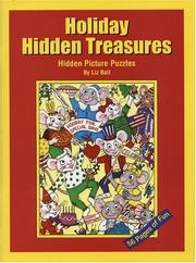 Cover of: Holiday Hidden Treasures