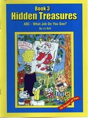 Cover of: Abc-What Job Do You See? (Hidden Treasures, 3)
