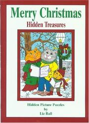 Cover of: Merry Christmas Hidden Treasures