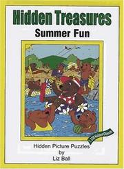 Cover of: Hidden Treasures Summer Fun (Hidden Treasures)
