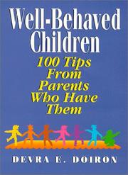 Cover of: Well-Behaved Children  | Devra E. Doiron