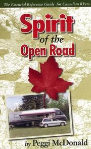 Cover of: Spirit of the open road