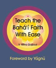 Cover of: Teach the Baha