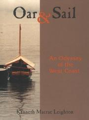 Cover of: Oar & sail
