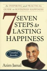 Cover of: 7 Steps to Lasting Happiness | Azim Jamal
