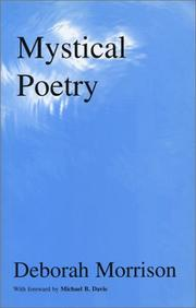 Cover of: Mystical Poetry